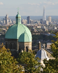 St Josephs and The Shard