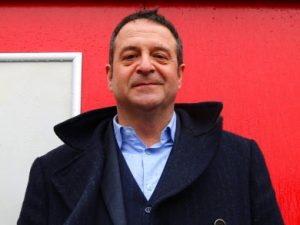 Mark Thomas: Red Shed (work in progress) @ Jacksons Lane