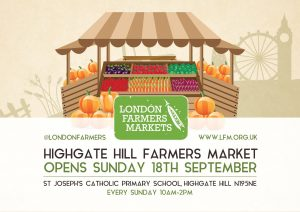 Highgate Hill Farmers Market @ St Joseph's Catholic Primary School   London   England   United Kingdom