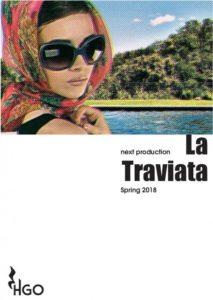 "Hampstead Garden Opera presents ""La Traviata"" @ Jacksons Lane Theatre | England | United Kingdom"