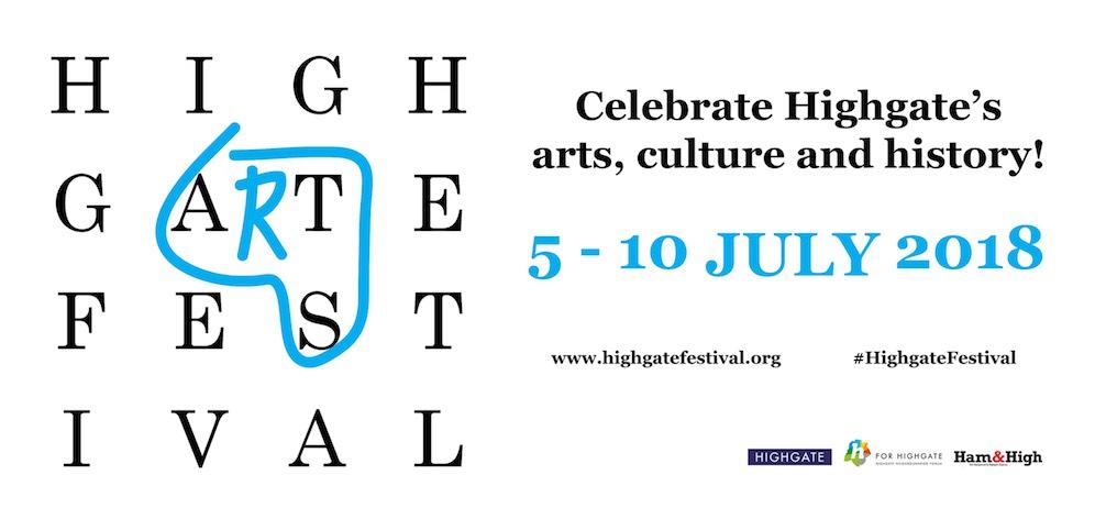 Highgate Festival banner 996