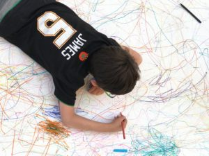 Kid's Painting and Drawing Autumn Term Classes @ Jackson's Lane