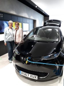 The ABC of EVs - an evening talk on electric vehicles @ Highgate Society