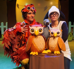 CHILDREN'S THEATRE - Hoot Owl: Master of Disguise @ Lauderdale House