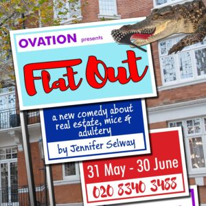Ovation presents: Flat Out @ Upstairs at the Gatehouse