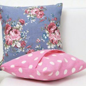 Make an easy sew Cushion Cover @ Aladdin's