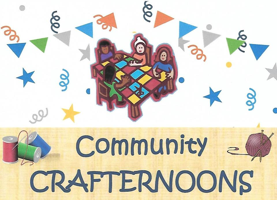 Community Crafternoons Logo