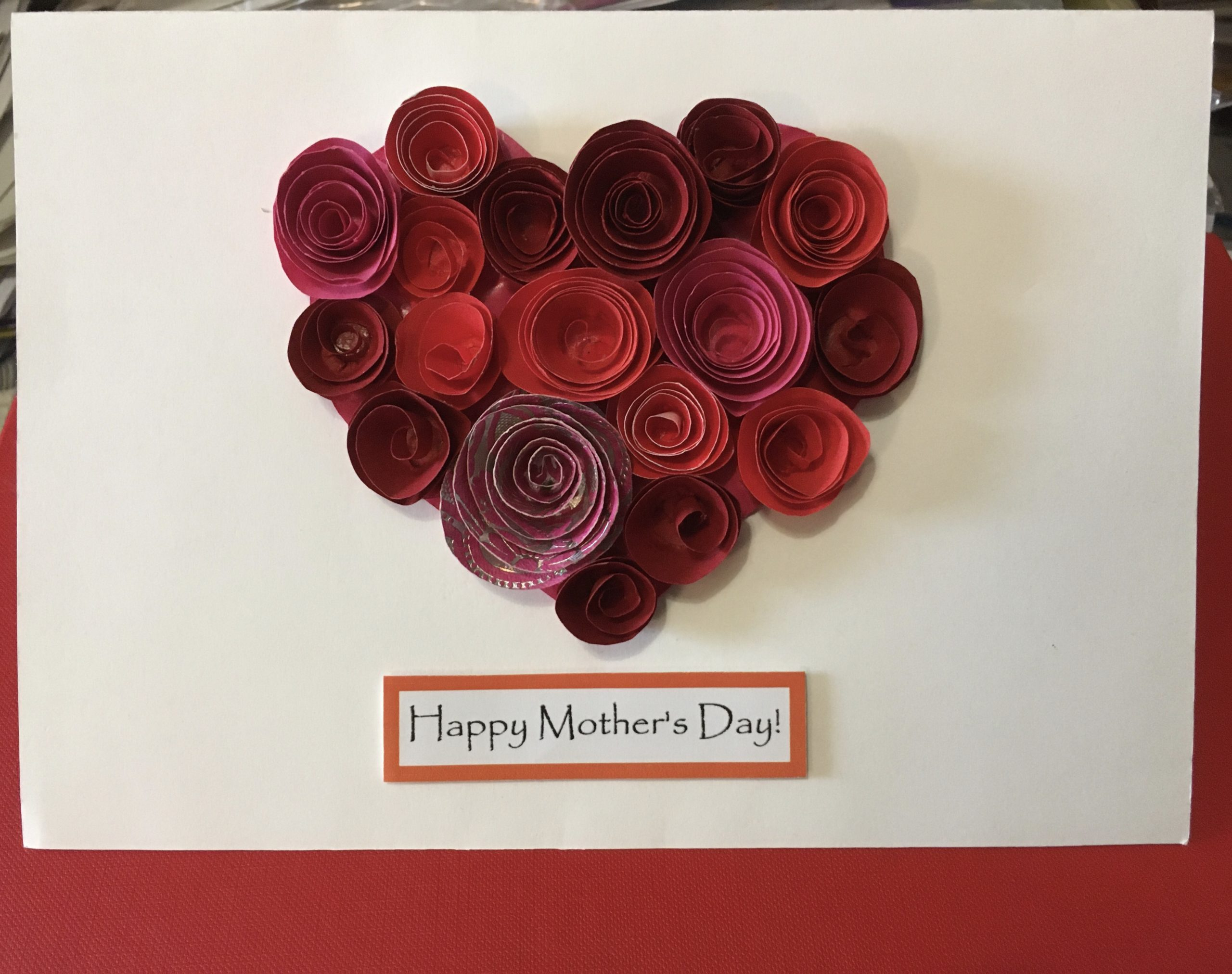 Make a Pop-Up Mother's Day or Easter Card @ Aladdin's Vintage Furniture and Cafe