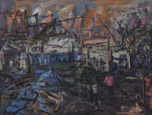 Helen de Sybel: Borders @ Highgate Gallery